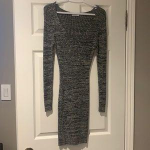 Women's Dex sweater style dress